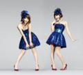 初のコラボ曲を発売するmisono(左)と倖田來未。おそろいの両