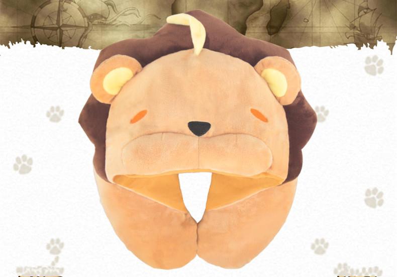 アニメグッズfate tigerトランジットピロー セイバーライオン fgo人気枕まくらU字旅行