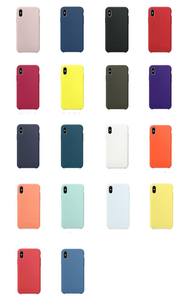 おしゃれシンプル風派手色柄iPhone XSスマホXS Max/XR/8カバー おすすめ値段安い