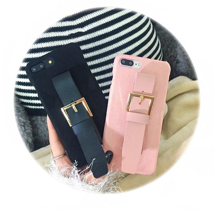 芸能人ハンドストラップiPhone XS Max/XR iPhoneX ケース リング付き 落下防止