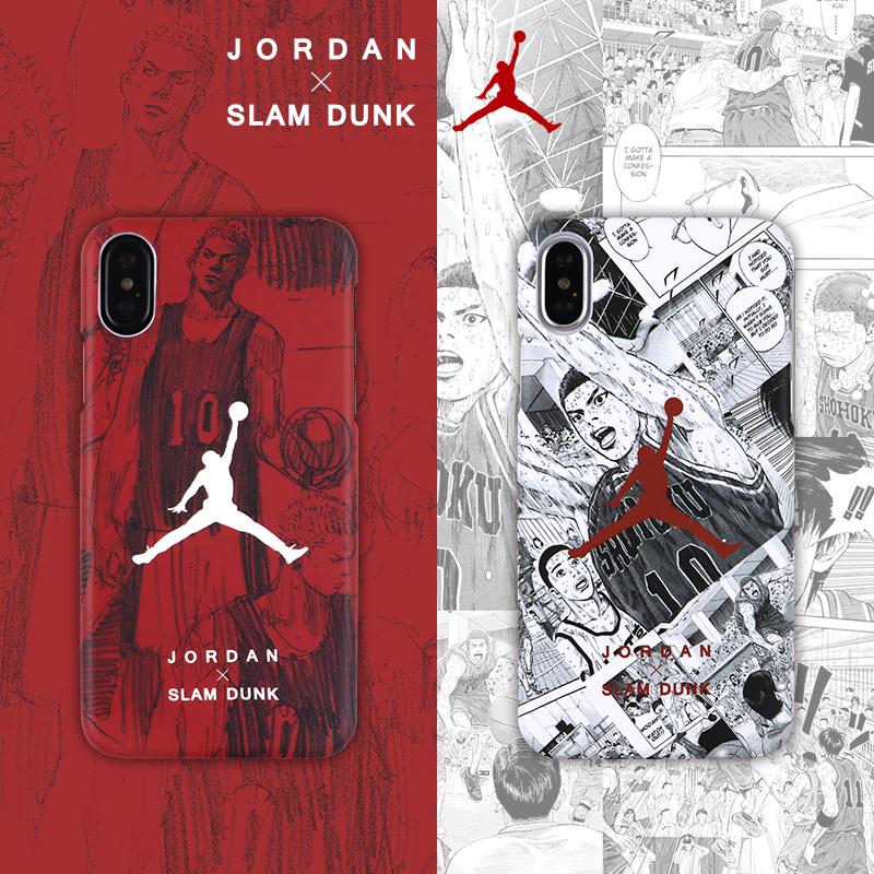 ジョーダン コラボスラムダンクiPhone XS Max/XR/XS