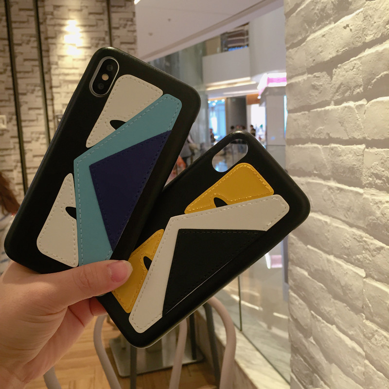 小怪獣モンスターfendi iPhone Xs/XR/Xケース携帯カバー