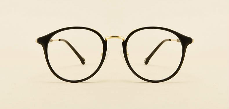 軽いメガネ フレーム 黒TR90ブランド