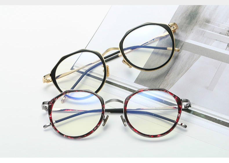 定番ラウンド型眼鏡 流行 フレーム
