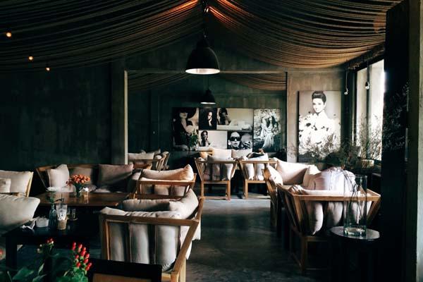 Phước Thinh Cà Phê: Lạc Lối Với Quán Cafe Phong Cách Châu Âu Ở Sài Gòn