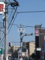 [第二京阪道路]巣本交差点1