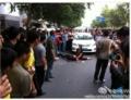 [中国][暴動]カローラに乗っていた中国人を中国人が殴る
