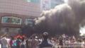[中国][暴動]平和堂破壊