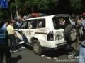 [中国][暴動]こちらは間違いなく三菱車