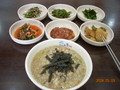 [韓国][food]牡蠣粥