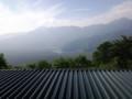 紅葉台から見た西湖