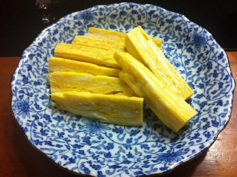 卵 寿司 手 巻き