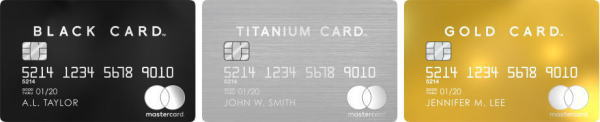 LUXURY CARDはたしかに高級だけど知名度は低い