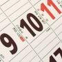 各クレジットカードの締め日と支払いの一覧リスト
