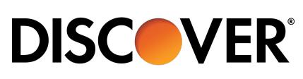JCBと提携関係にあるDiscoverのロゴ
