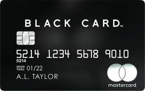 LUXURY CARD(Black Card)