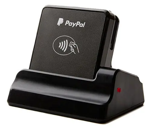 EMV決済やタッチ決済にも対応したPayPal Here