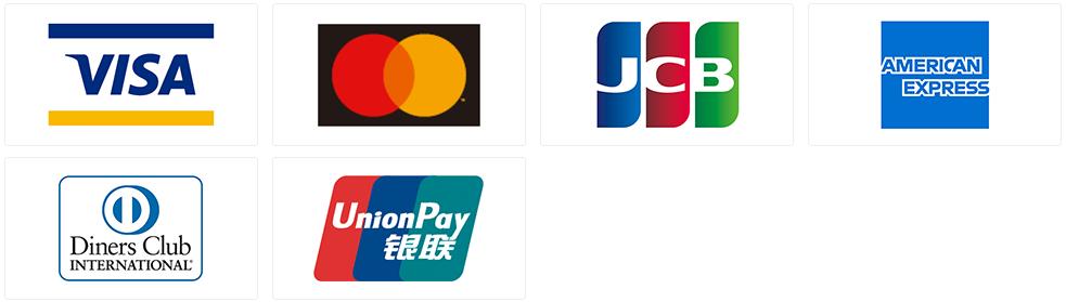 郵便局が対応するクレジットカード一覧