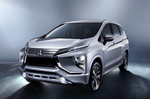 三菱 新型「エクスパンダー」小型デリカD5 クロスオーバーMPV 価格約156万円~