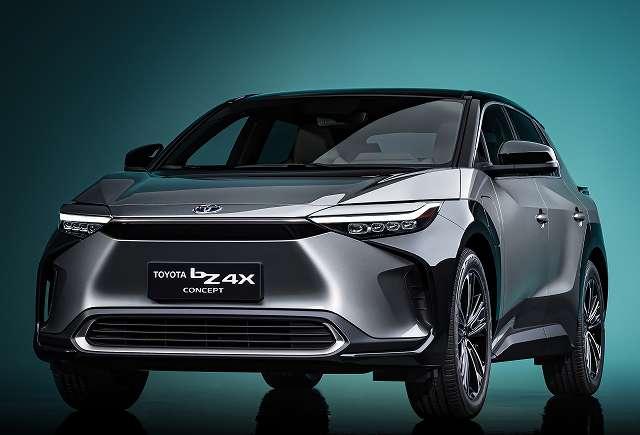 【トヨタ新型bZ4X】2022年6月「新電気自動車SUV」発売!最新情報、走行距離やサイズ、価格は?