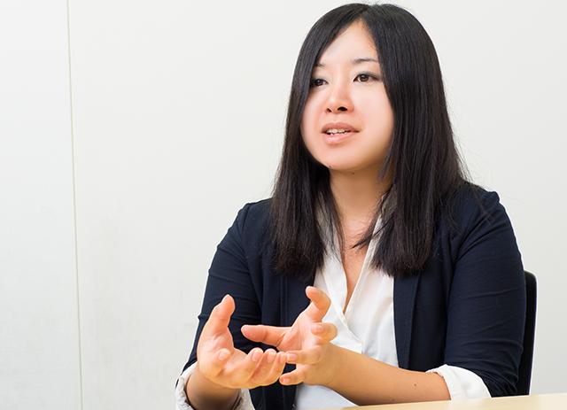 安立沙耶佳さん