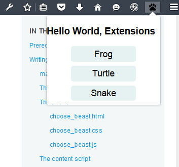 popupすると「choose_beast.html」が表示される。
