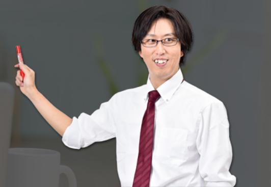 診断士ゼミナールの講師 松永さん