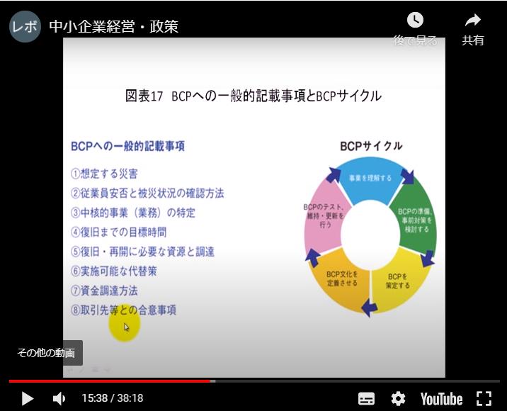 診断士ゼミナールの動画講義