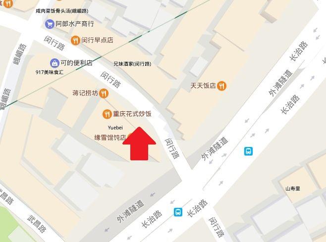 萬歳館の位置と地図