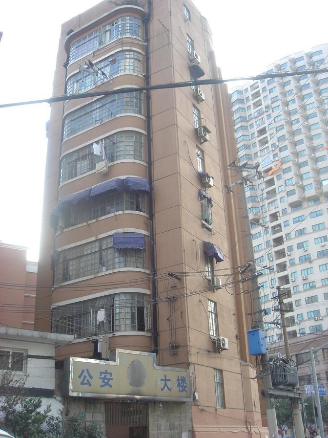 上海日本租界の租界警察日本人宿舎