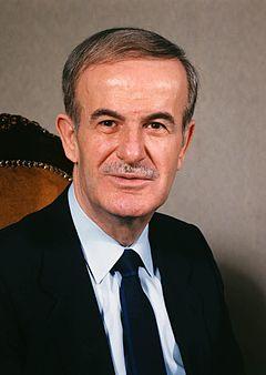 ハーフィズ・アル=アサドシリア前大統領