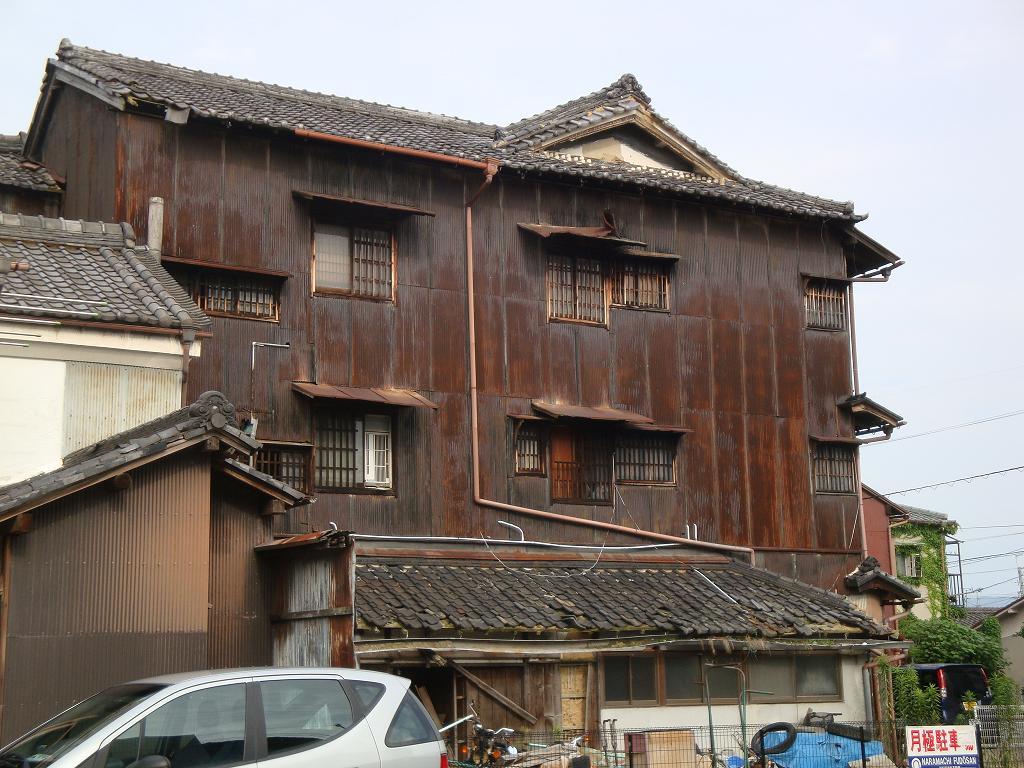 奈良県大和郡山の東岡遊郭