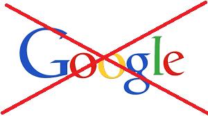 中国ではGoogleは使えません