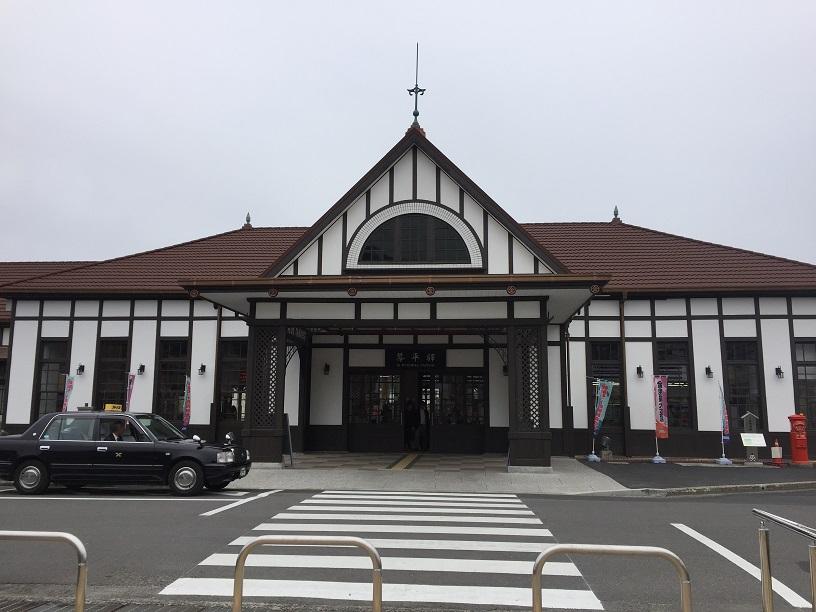 JR四国琴平駅