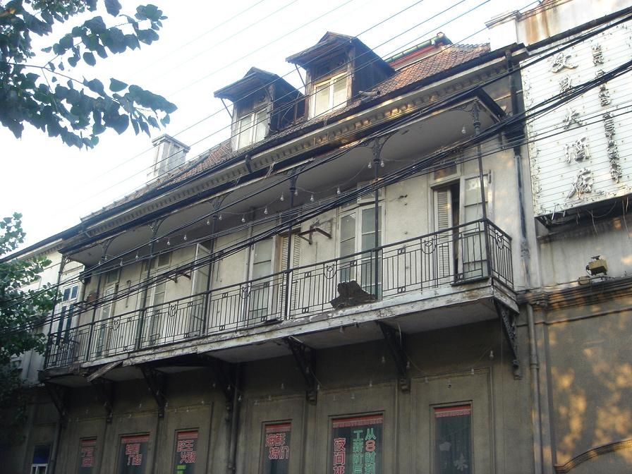 上海三大日本旅館の一つと言われた常盤館