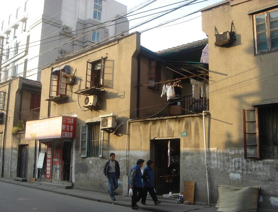 上海の料亭六三亭の跡