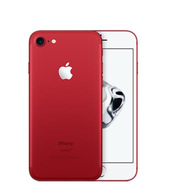 赤iPhone7