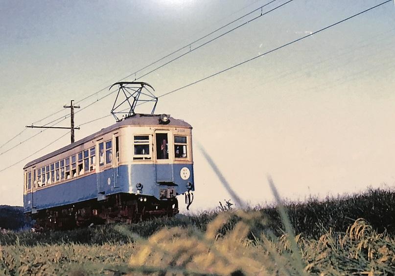 淡路鉄道カラー写真