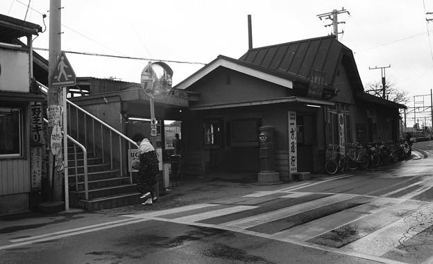 二代目上野芝駅2