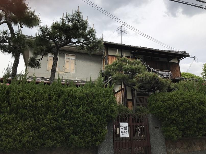 上野芝向ヶ丘町に残る、昭和初期の洋風建築2