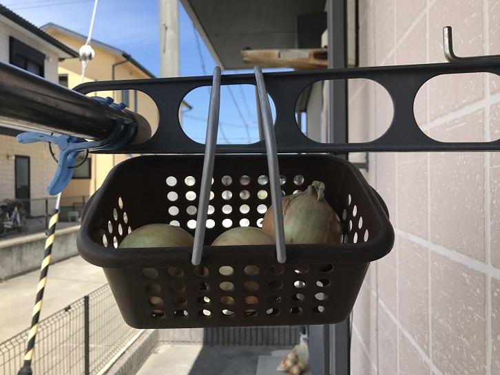 外での玉ねぎ保存方法2