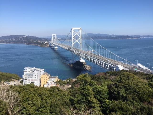 淡路島鳴門大橋