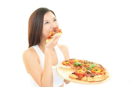 食欲が増える、旺盛になる