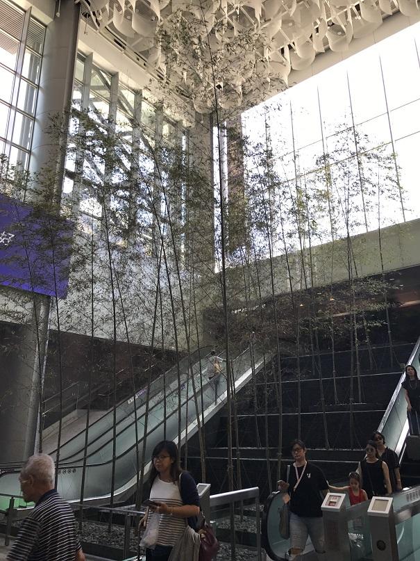 桃園空港MRT台北車站