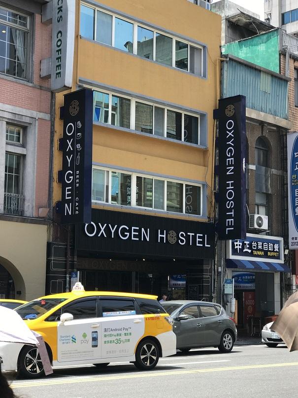 Taipei-oxygen-hostel