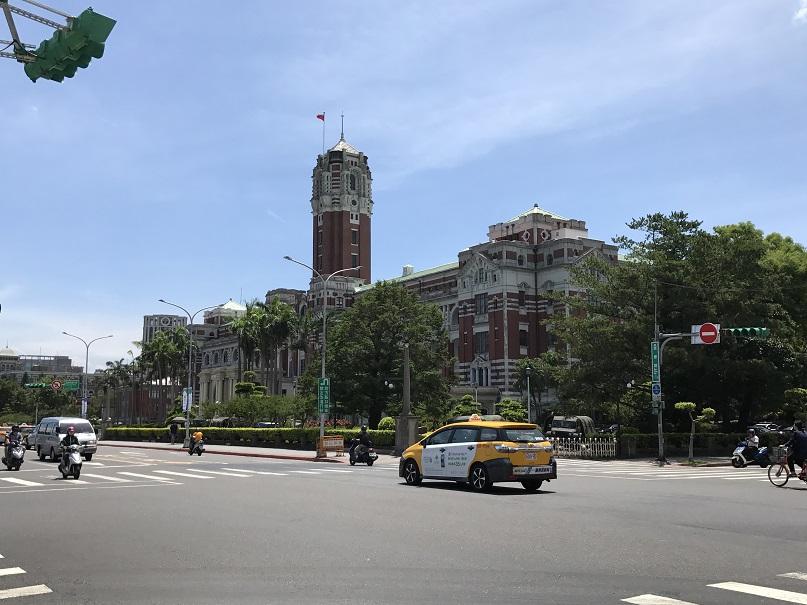 旧台湾総督府