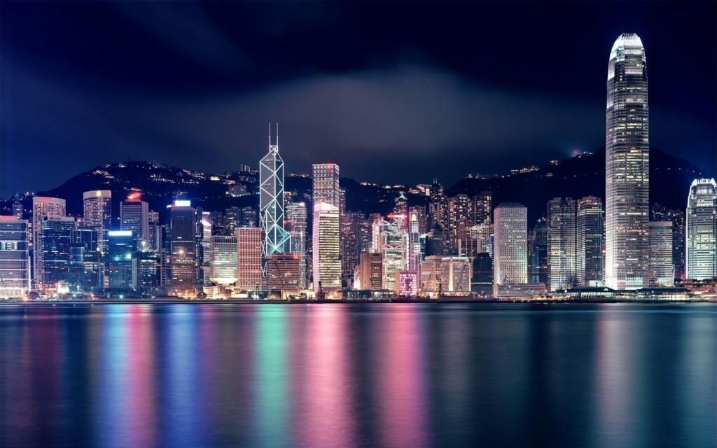 フリー画像香港