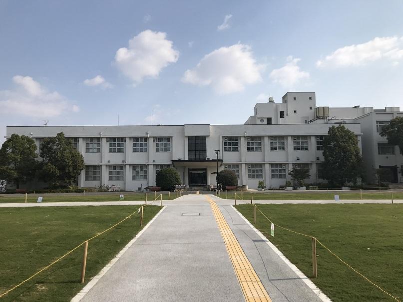 大阪商科大学図書館(現学生サポートセンター)