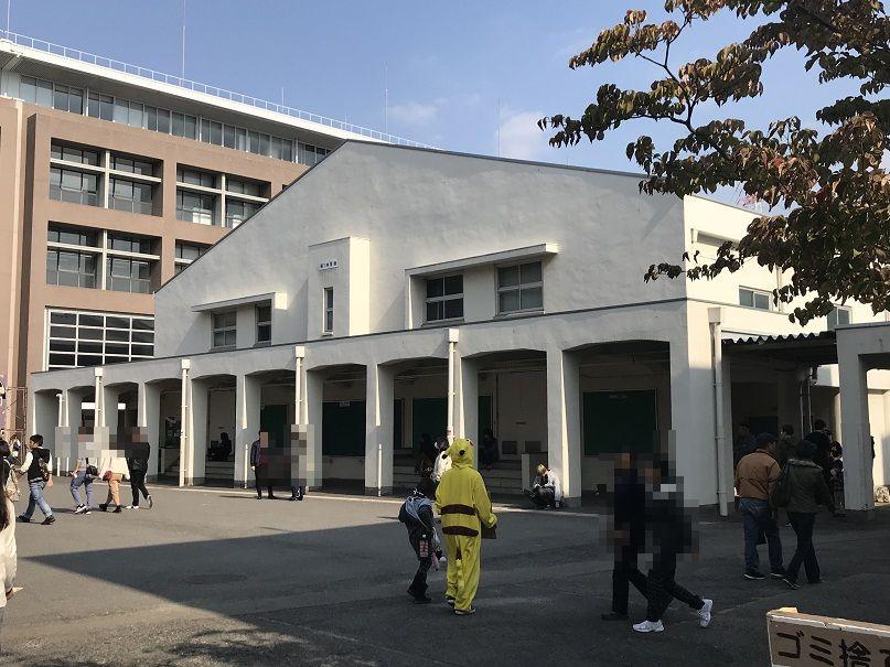 大阪市大体育館