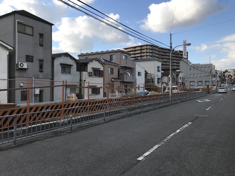 2017年12月上野芝月見橋1